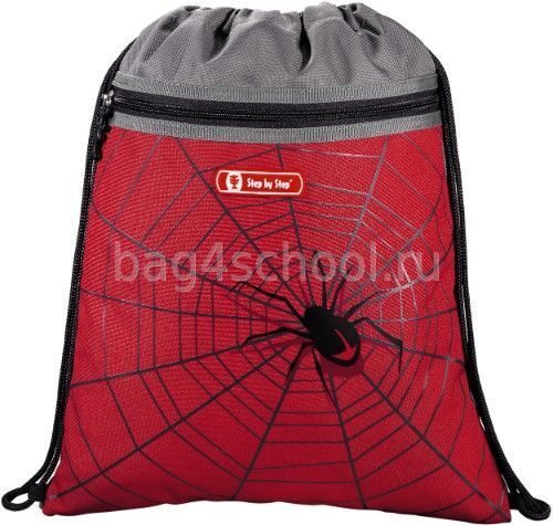 Школьный ранец Hama Step By Step Touch - Black Spider 129095(5)