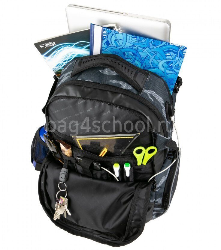 ООО «ПЕТРОПЕН Плюс»  Рюкзаки, сумки  Рюкзак Walker Wizard Campus Camo Blue, 32x46x21 см - Google Chrome 19.07.2019 131744