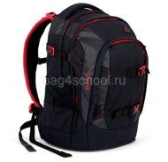 Школьный рюкзак ErgoBag Satch - Fire Phantom SAT-SIN-002-820