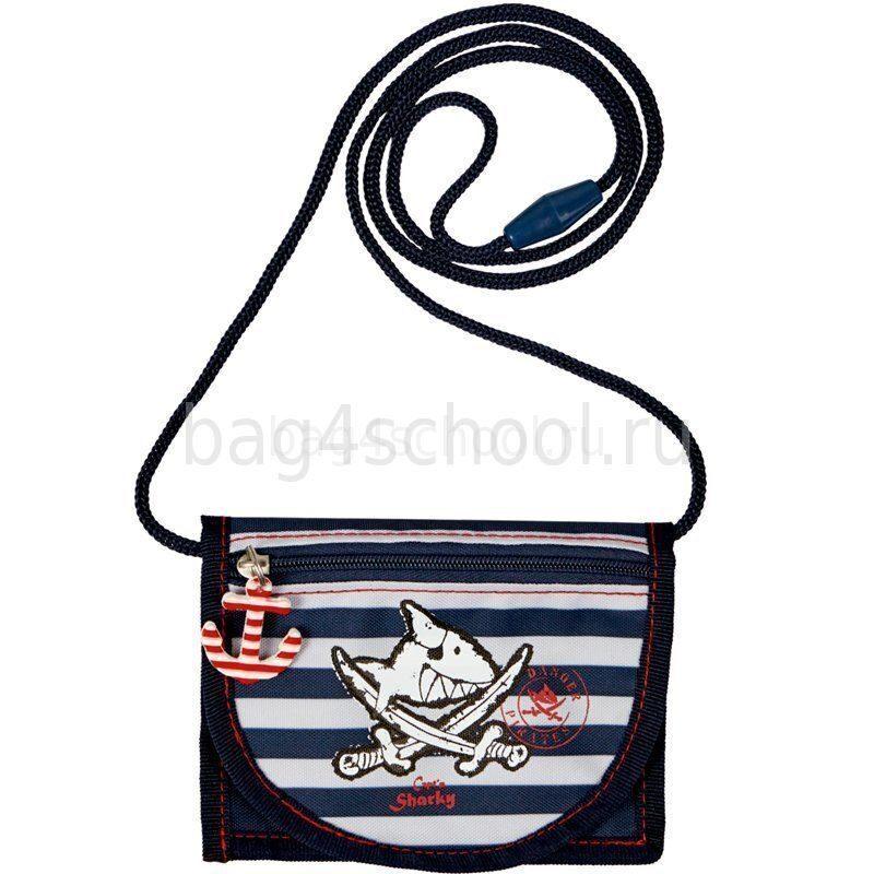 Портмоне для мальчика Spiegelburg - Capt'n Sharky 14201