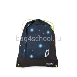 Мешок-рюкзак Ergobag Gym Atmosbear (Galaxy Glow)
