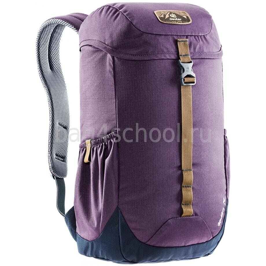 Рюкзак Deuter Walker 16 plum-navy 3810517-5317-1