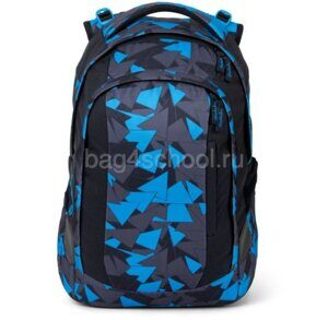 Рюкзак  ErgoBag Satch Sleek - Blue Triangle SAT-SLE-002-9D6