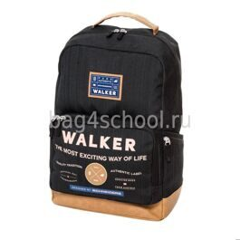 Рюкзак Walker (Волкер) Authentic Black