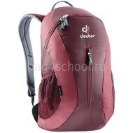 Рюкзак Deuter City Light maron-cardinal