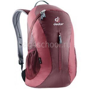 Рюкзак Deuter City Light maron-cardinal 80154-5529