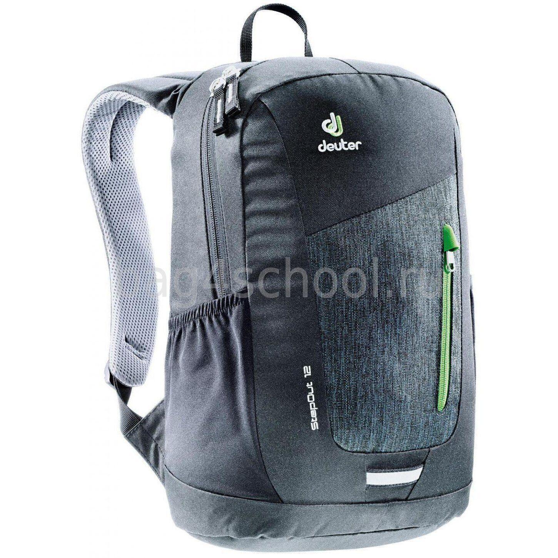 Рюкзак Deuter StepOut 12 dresscode-black 3810215-7712
