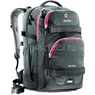 Рюкзак Deuter Strike 32 Black-Magenta 3830016-7505