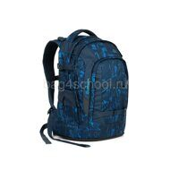 Школьный рюкзак ErgoBag Satch-Blue Compass SAT-SIN-001-9X2