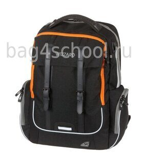 Рюкзак Walker WIZZARD Academy Black Melange 42119/180