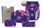 Школьный ранец DerDieDas ErgoFlex Max - Lilac Flower 8408115_1