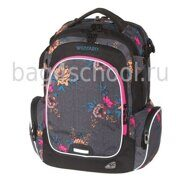 Рюкзак Walker WIZZARD Campus Auburn Flower 42114/176