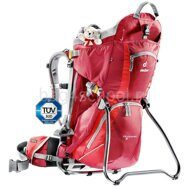 Рюкзак-переноска Deuter Kid Comfort II cranberry-fire 36514-5560